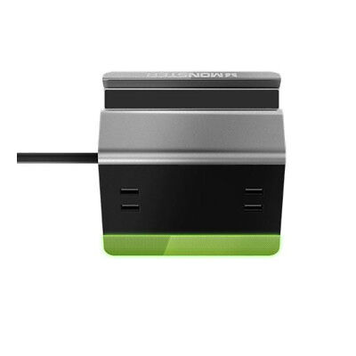 Monster Charging Station with 4 USB Ports