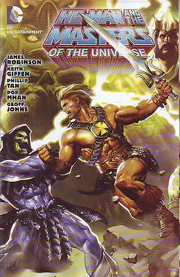 He-Man and the Masters of the Universe volume 1 trade paperback DC Comics