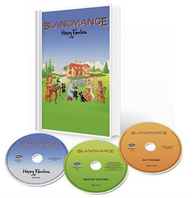 Blancmange-Happy Families 3Cd - Blancmange  CD NEW