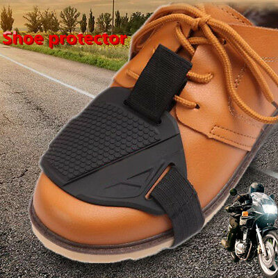 TPU Motorcycle Shift Sock Cover Boot Shoes Protector Gear Shifter Protective
