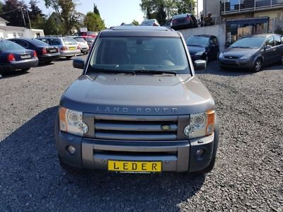 "Land Rover Discovery TD V6 Aut. HSE 7-Sitzer""VOLL"""