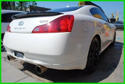 2015 Infiniti Q60 Journey 2015 Journey Used 3.7L V6 24V Automatic RWD Coupe Premium