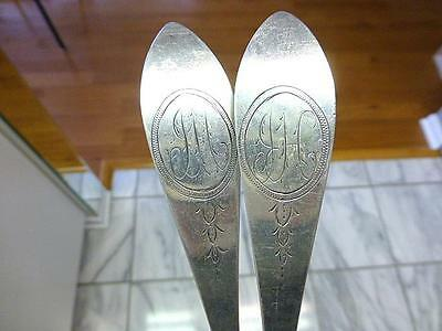 1780 SAMUEL CANFIELD Middleton CT COLONIAL Coin Silver Spoon Revolutionary WAR
