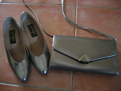 Shoes And Bag Set Size 8