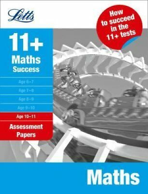 Maths Age 10-11 Assessment Papers 9781844192250 (Paperback, 2009)