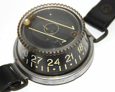 Vintage Soviet Military Diving Compass #579