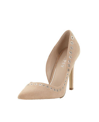 Lipsy Lacey Rivet Court Shoes