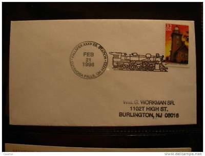 USA Cuyahoga Falls 1998 Postmark Cancel Cover About Enveloppe