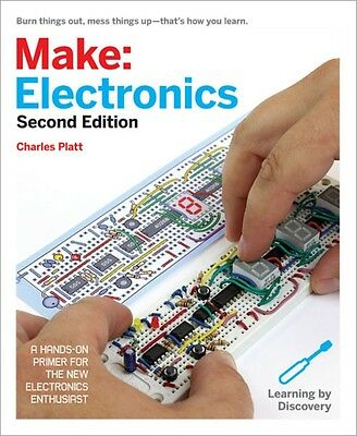 Make: Electronics: Learning Through Discovery (Paperback), Platt,. 9781680450262