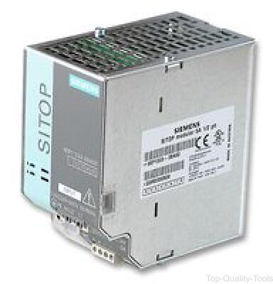 AC/DC DIN Rail Power Supply (PSU), Switch Mode, 1 Output, 480 W, 24 VDC, 20 A