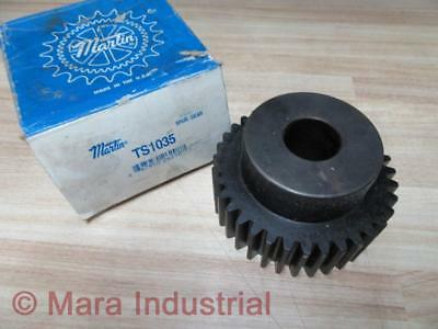 "Martin TS1035 Spur Gear 1"" Bore 35 Teeth"
