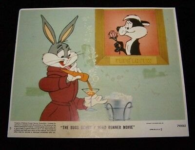 The Bugs Bunny Road runner Movie Pepe Le Pew Promo Photo
