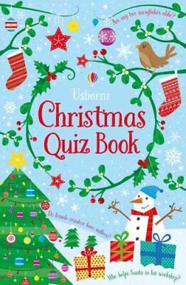 Christmas Quiz Book by Simon Tudhope 9781474923941 (Paperback, 2016)