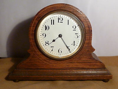 Richard & Cie made in Paris,ancienne horloge,pendule,1930-50.old french clock.