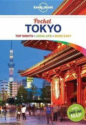 Lonely Planet Pocket Tokyo by Lonely Planet (Paperback, 2017)