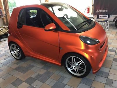 Smart fortwo coupe BRABUS Xclusive F1- Schaltung
