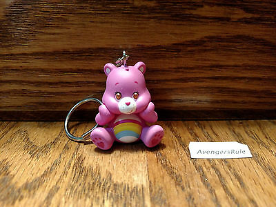 Care Bears Vinyl Keychain Series KidRobot Cheer Bear 2/24