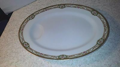 Theodore Haviland Essex Limoges  VINTAGE OVAL PLATTER SERVING PLATTER
