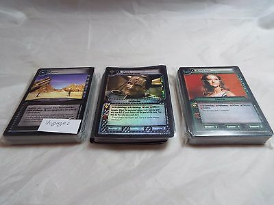 Star Trek Ccg 2E Complete These Are The Voyages, 122 Card Set, Inc Parek 12R50