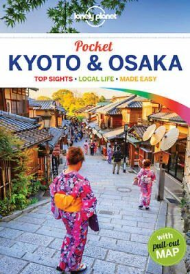 Lonely Planet Pocket Kyoto & Osaka by Lonely Planet (Paperback, 2017)