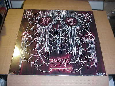 LP:  VASAELETH - Crypt Born & Tethered To Ruin    NEW SEALED DEATH METAL