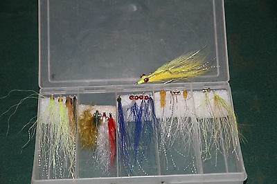 Box of Saltwater Flies