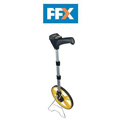 Faithfull 6018 Digital Road Measuring Wheel