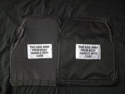 British Army Osprey MK4 / 4A PLATE COVERS / INSERTS (NO ARMOUR) - SUPER GRADE 1