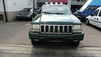 Jeep Grand Cherokee 5.2 Limited 4x4