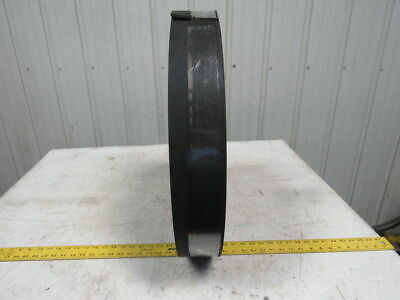 "3 Ply Black Conveyor Belt Nitrile Friction Surface 194' X 3-1/2"" X 0.135"""