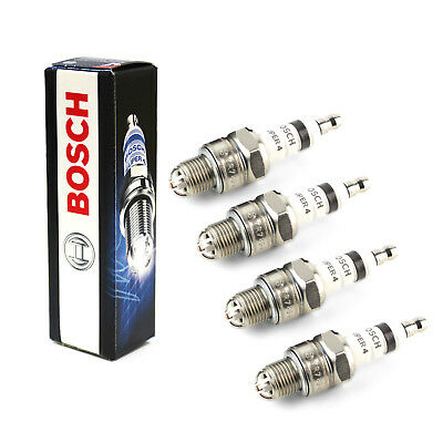 4x VW Golf MK3 2.0 GTI 16V Genuine Bosch Super 4 Spark Plugs
