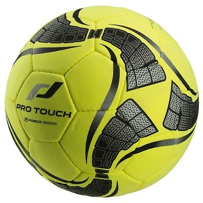 Pro Touch FOOTBALL FORCE INDOOR yellow black