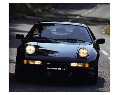 1987 Porsche 928S4 Factory Photo ca8567