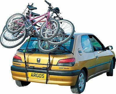 Mont Blanc Universal Rear High Mount 3 Bike Carrier. From the Argos Shop on ebay