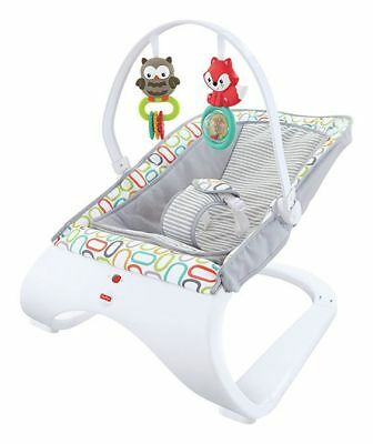 Fisher-Price Comfort Curve Bouncer. From the Official Argos Shop on ebay