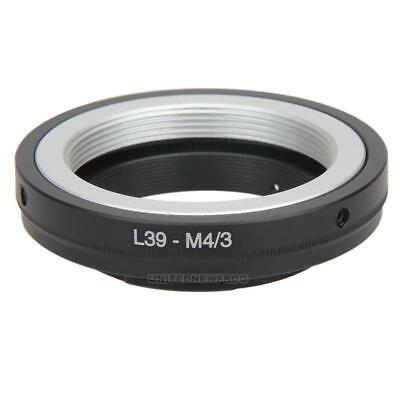 L39 m39 Lens to Micro 4/3 M43 Adapter Ring for Leica to Olympus Mount