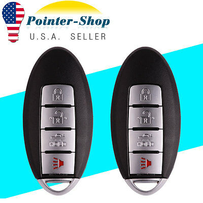 07 08 INFINITI G35 Sedan Smart Key Fob Keyless Entry Remote