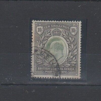 British Central Africa Protectorate. Sg65 Used.