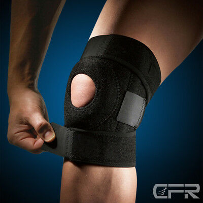 Knee Support Brace Patella Tendonitis ACL Lateral Ligament Arthritis Pain Relief