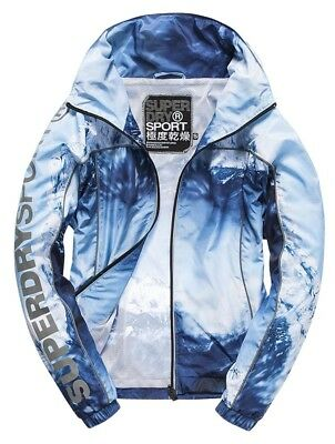 Superdry Superdry Gym Running Jacket Chaquetas