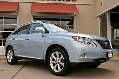 2012 Lexus RX Base Sport Utility 4-Door 2012 Lexus RX350, Ventilated And Heated Seats, Leather, Moonroof, More!