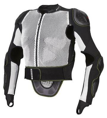 Dainese Action Full Pro White black Protecciones