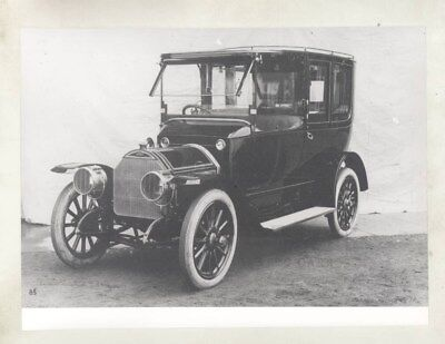 1910 1911 Fiat 2A ORIGINAL Factory Photograph wy3487