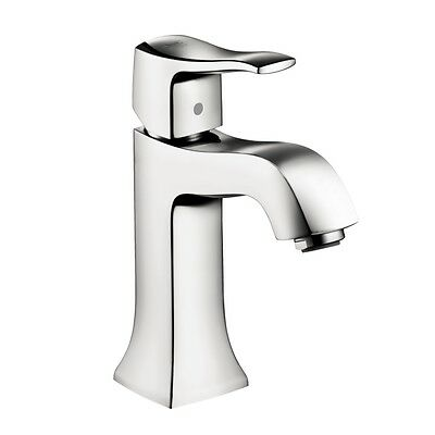 Hansgrohe 31075001 Metris C Series Single Hole Bathroom Faucet