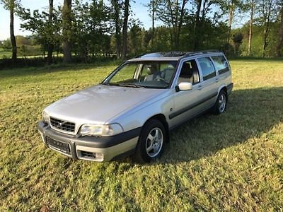 Volvo XC V70  AWD Cross Country 1 Hd. Youngtimer