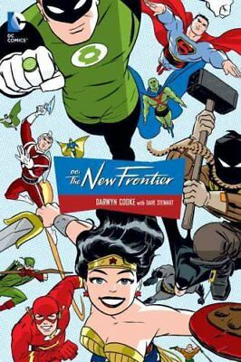 DC The New Frontier TP by Darwyn Cooke 9781401263782 (Paperback, 2016)