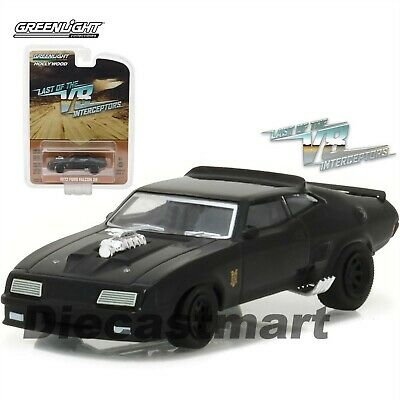 Greenlight Hollywood 17 1:64 Last Of V8 Interceptors 1972 Falcon Xb 44770A Black