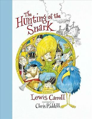 The Hunting of the Snark by Chris Riddell 9781509814336 (Hardback, 2016)