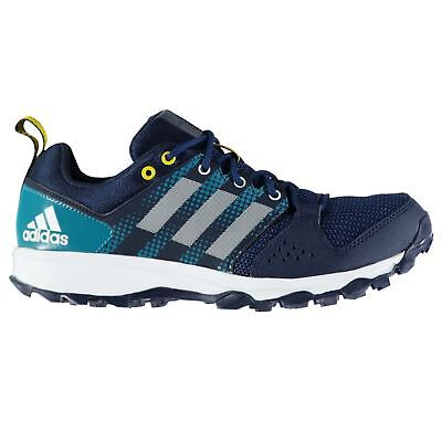 adidas Mens Galaxy Trail Running Trainers Shoes Lace Up Padded Ankle Collar