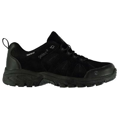 Gelert Mens Tryfan Waterproof Walking Shoes Lace Up Breathable Mesh